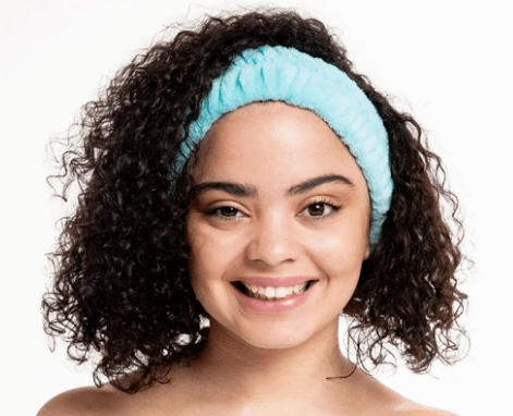 Spa Headband - Aqua collection with 1 products