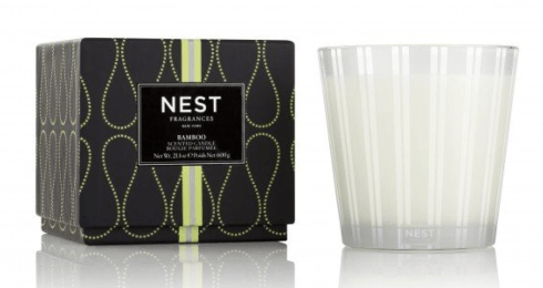 Nest Fragrances  Bamboo 3-Wick Candle $70.00