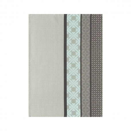 $18.00 Bilbao Ash Grey Tea Towel