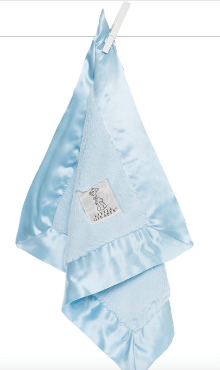 Luxe Baby Blanky collection with 5 products