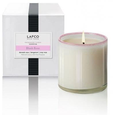 Lafco  Candles Sun Room/Blush Rose Candle 15.5 oz $65.00