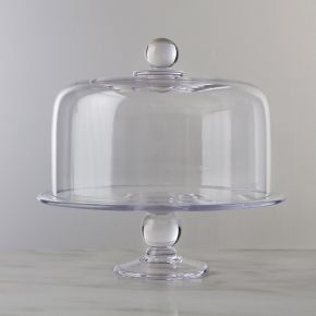 Simon Pearce   Hartland Large Cake Dome $230.00