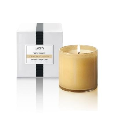 Candles collection with 30 products