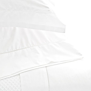 Classic Hemstitch White Twin Sheet Set collection with 1 products