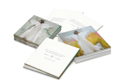 Comfort Scripture Cards collection with 1 products