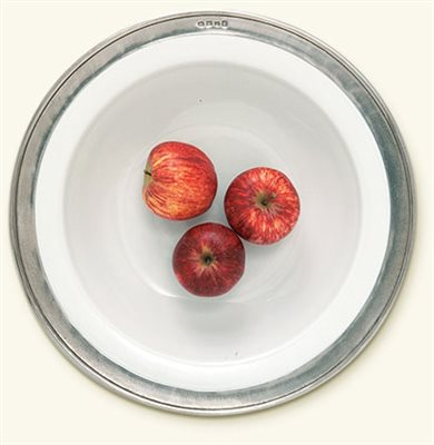 Match  Convivio Round Large Serving Bowl $350.00
