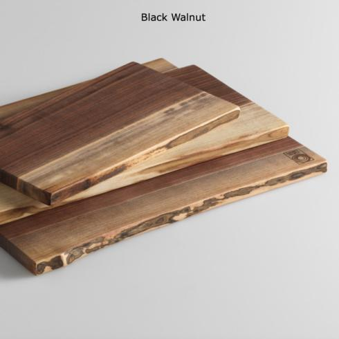 $100.00 Large Cutting Board Black Walnut