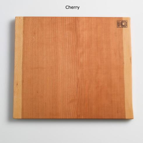Andrew Pearce   Medium Double Cutting Board Cherry $100.00