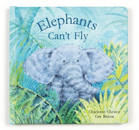 $15.00 Elephants Can\'t Fly