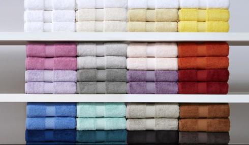 Yves Delorme   Etoile Bath Towel White $65.00