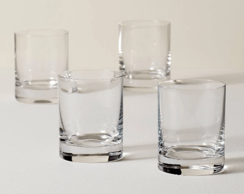 Lenox  Tuscany Double Old Fashion Set of Four $49.95