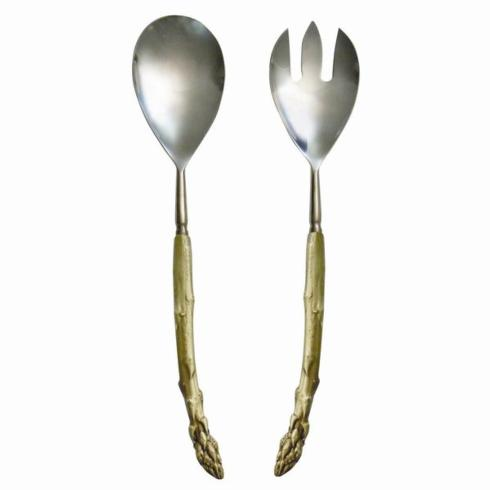 $132.00 Asparagus Serving Set