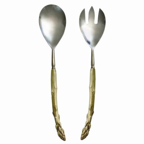 $154.00 Asparagus Serving Set