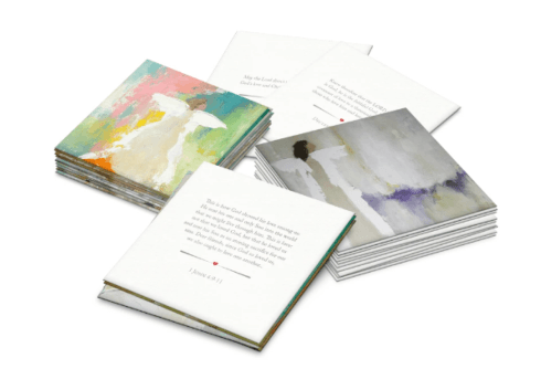 $20.00 Love Scripture Cards