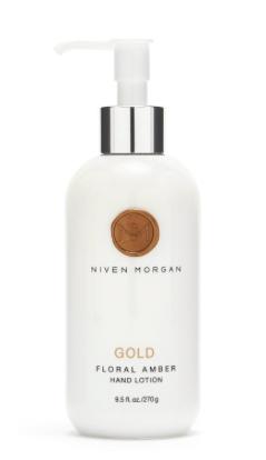 Niven Morgan  Gold Hand Lotion $20.00