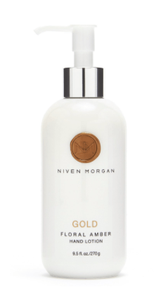 Niven Morgan  Gold Hand Lotion $20.00