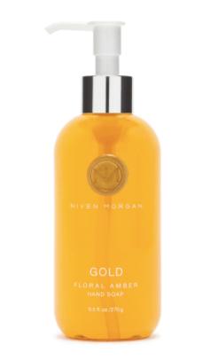 Niven Morgan  Gold Hand Soap $20.00