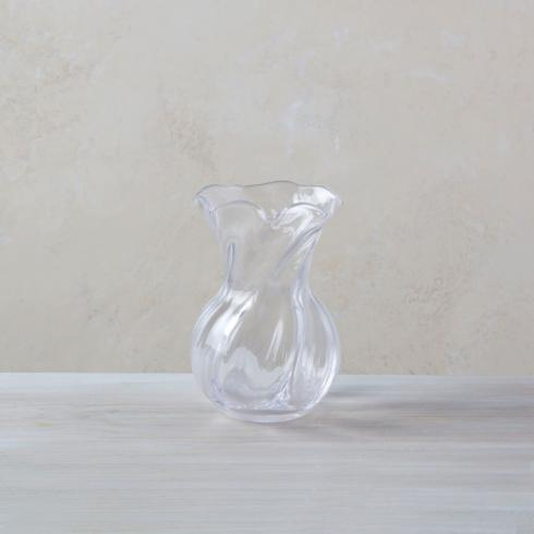 Simon Pearce   Chelsea Optic Posy Vase $85.00