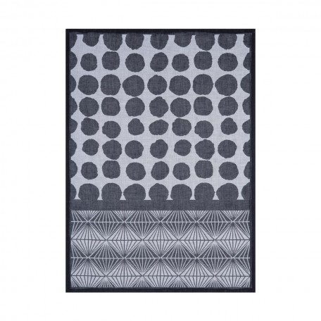 Oslo B&W Tea Towel collection with 1 products