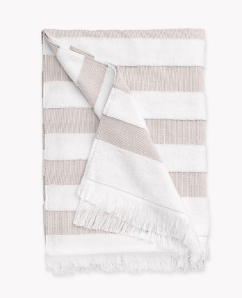 Matouk  Beach Towels Amando - Pebble $65.00