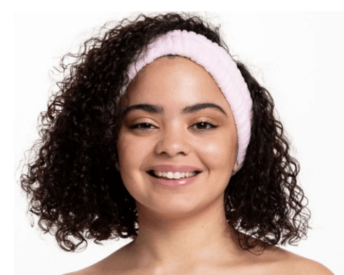 Spa Headband - Soft Pink collection with 1 products