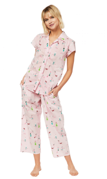 Promenade Capri PJ Set collection with 5 products