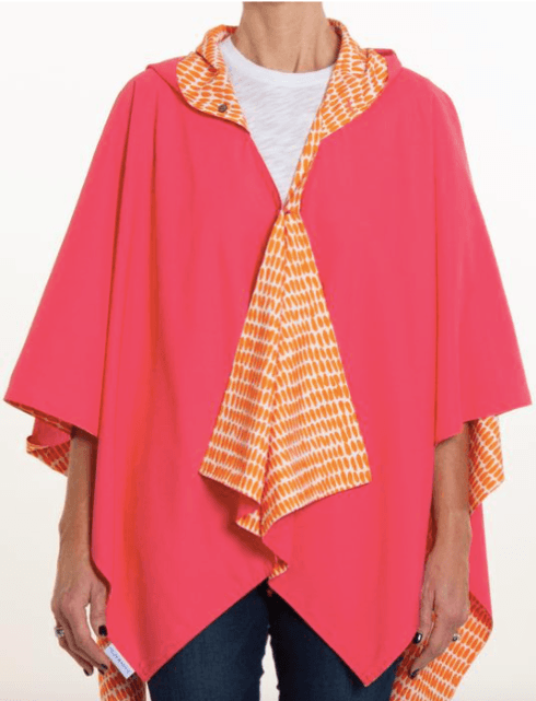$68.00 Hooded Pink & Coral Seeds