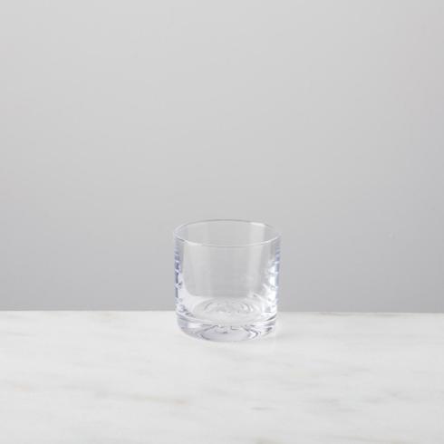 Simon Pearce  Ascutney Rocks Glass $65.00