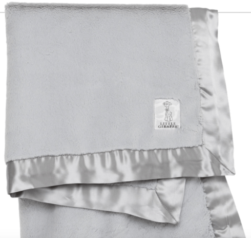Luxe Baby Blanket collection with 5 products