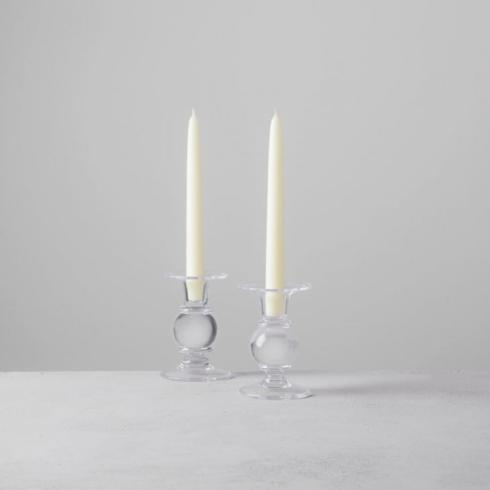 Simon Pearce  Hartland Small Individual Candlestick $125.00