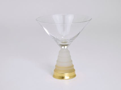 Tamara Childs  Stemware Martini Glass - Solid $34.00