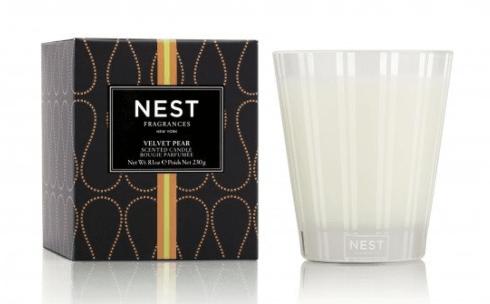 Nest Fragrances  Velvet Pear Classic Candle 8.1 oz $42.00