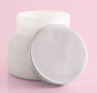 White Collection Candles collection with 3 products