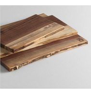 $85.00 Medium Double Edge Presentation Board in Black Walnut
