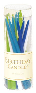 $5.50 Birthday Candles, Ocean