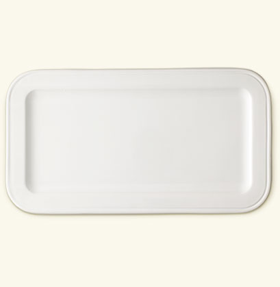$57.00 Convivio Ceramic Rectangular Tray