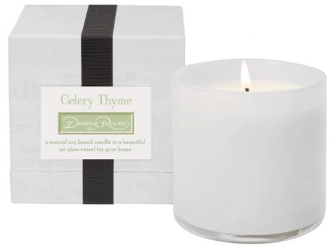 $60.00 Celery Thyme/Dining Room Candle