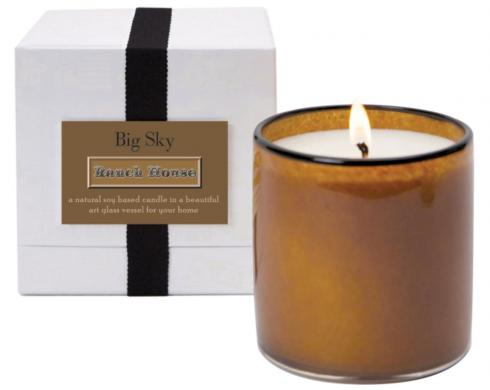 $60.00 Big Sky/Ranch House Candle