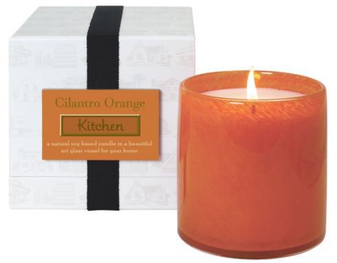$60.00 Cilantro Orange/Kitchen Candle
