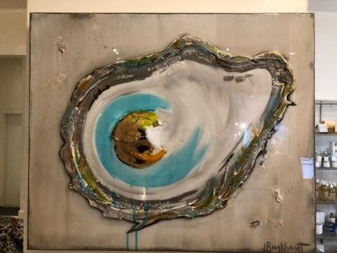 $400.00 Oyster, 24x20