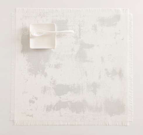 Chilewich  Placemats Imprint Placemat Silver $24.00