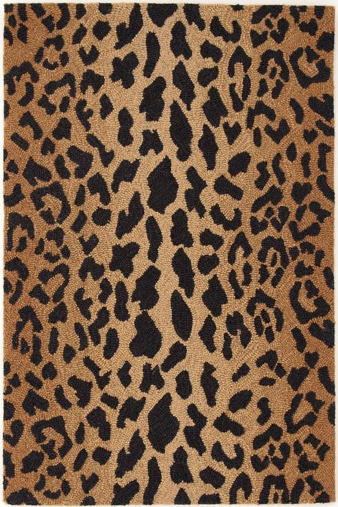 $1,204.00 Leopard Rug, Wool, 8\' x 10\'