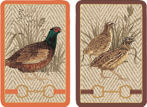 $16.50 Albemarle Hall Playing Cards (2 Decks per Box)