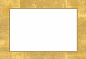 $5.00 Gold Leaf Place Cards (10 per Package)
