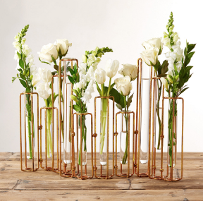 $170.00 Hinged Flower Vase