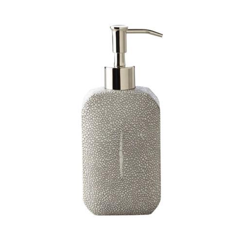 $30.00 Shagreen Soap Dispenser