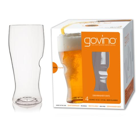 $19.95 Beer Glass 4-Pack 16oz