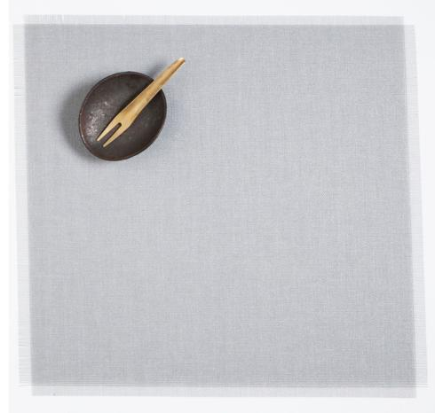 Chilewich  Placemats Metallic Fringe Frost Placemat 15 x 15.5 $20.00