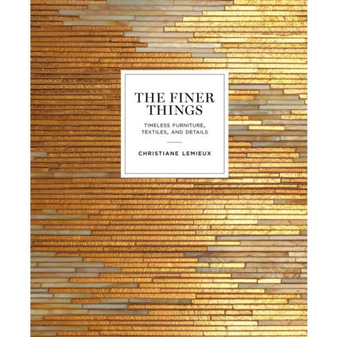 $60.00 The Finer Things by Christiane Lemieux