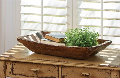 Park Designs   Patch Trencher Tray $155.00